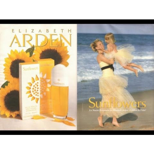 Elizabeth Arden Sunflowers 50ml eau de toilette spray