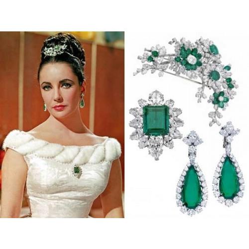 Elizabeth Taylor Diamonds and Emeralds 100ml eau de toilette spray
