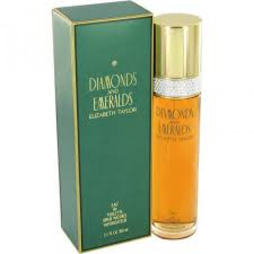Elizabeth Taylor Diamonds and Emeralds 100ml eau de toilette spray