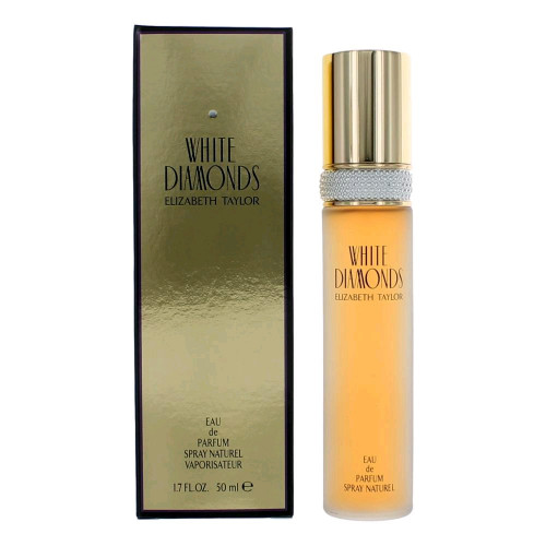 Elizabeth Taylor White Diamonds 50ml eau de parfum spray