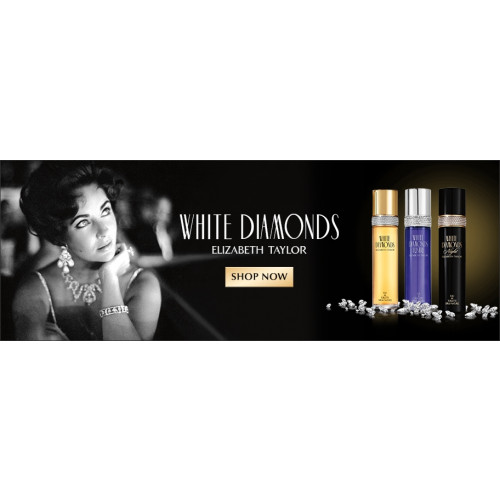 Elizabeth Taylor White Diamonds 30ml eau de toilette spray