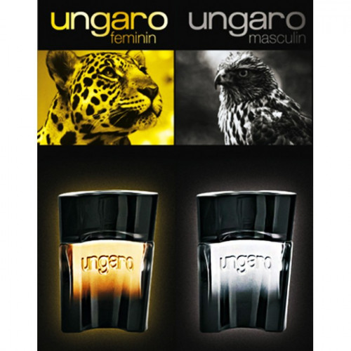 Emanuel Ungaro Feminin 90ml eau de toilette spray