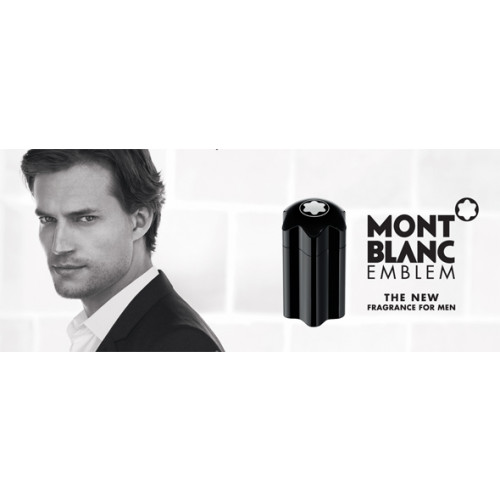 Mont Blanc Emblem 100ml eau de toilette spray