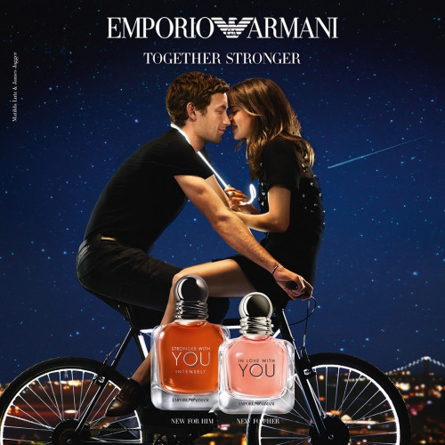 Giorgio Armani In Love With You 100ml eau de parfum spray