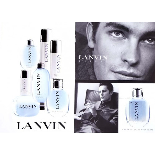 Lanvin L'Homme 100ml eau de toilette spray