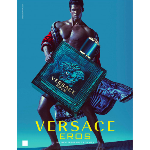 Versace Eros 100ml Aftershave Balsem