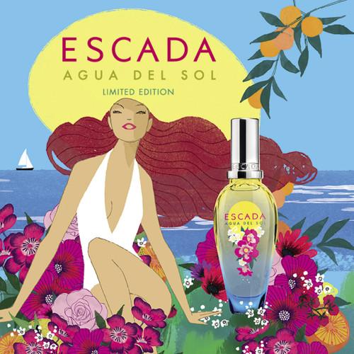Escada Agua Del Sol 50ml eau de toilette spray