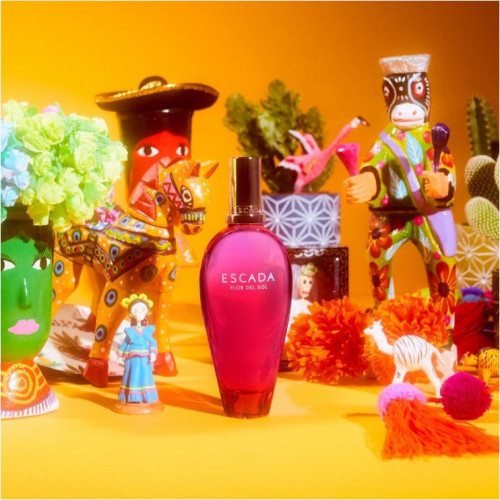 Escada Flor Del Sol 100ml eau de toilette spray - Florale geuren -  Geurnoten - Over Parfum - ParfumCenter.nl