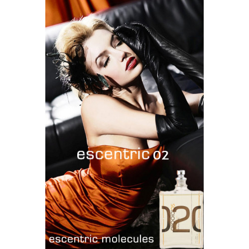 Escentric Molecules Escentric 02 100ml eau de toilette spray