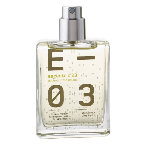 Escentric Molecules Escentric 03 30ml eau de toilette spray Refill