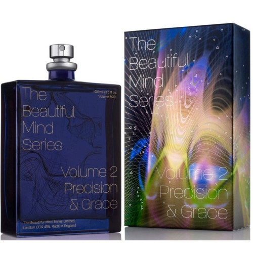 Escentric Molecules The Beautiful Mind Series Volume 2 Precision & Grace 100ml eau de parfum spray