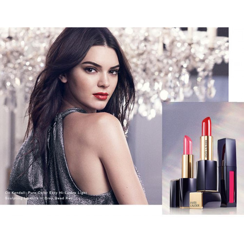 Estee Lauder Pure Color Envy Hi-Lustre Light Sculpting Lipstick 320 Drop D. Red 3,5gr