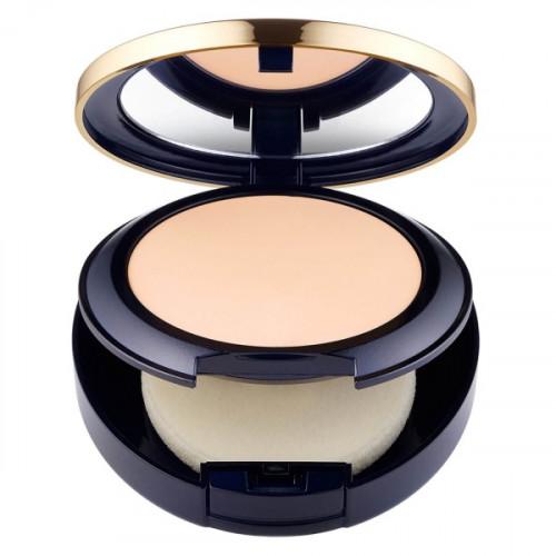 Estee Lauder Double Wear stay-in-place powder Foundation spf10 2C3 Fresco 12g