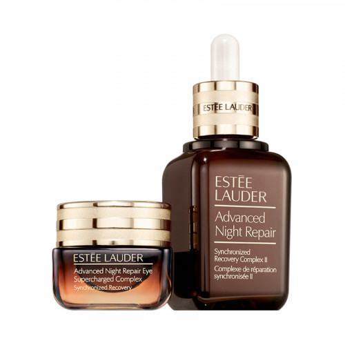 Estee Lauder Advanced Night Repair Set Synchronized Recovery Complex II 50ml + Estee Lauder Advanced Night Repair Eye Supercharged Complex 15ml