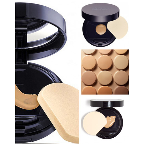 Estee Lauder Double Wear Makeup To Go Liquid Foundation Compact - 2C3 Fresco