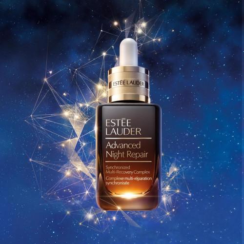 Estee Lauder Advanced Night Repair Set Synchronized Multi-Recovery Complex 50ml + 15ml +  Advanced Night Repair Eye Supercharged Complex 5ml + Revitalizing Supreme+ creme 15ml