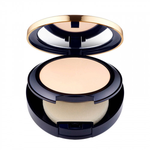 Estee Lauder Double Wear stay-in-place powder Foundation  spf10 2C2 - Pale Almond 12g