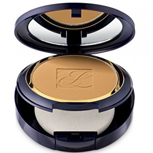 Estee Lauder Double Wear stay-in-place powder makeup spf10 4n1 shell beige 12g