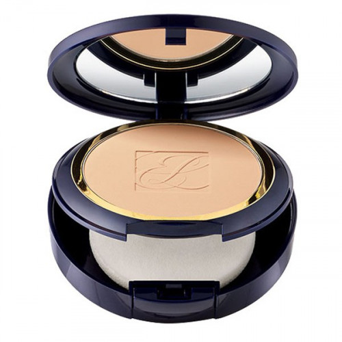 Estee Lauder Double Wear stay-in-place powder Foundation spf10 4c1 outdoor beige 12g