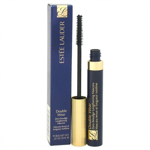 Estee Lauder Double Wear Zero-Smudge Lengthening Mascara 6ml Black