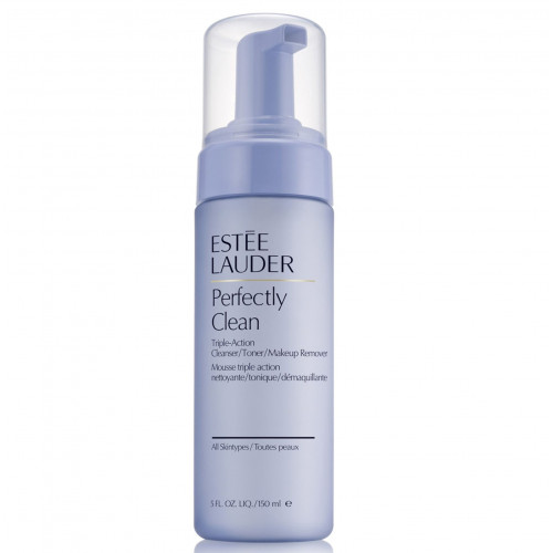 Estee Lauder Perfectly Clean Triple-Action Cleanser/ Toner/ Make-up Remover 150ml