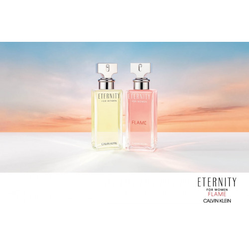 Calvin Klein Eternity Flame for Women 100ml eau de parfum spray