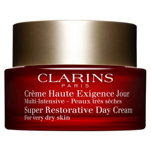 Clarins Multi-Intensive Crème Haute Exigence Jour Peaux Sèches 50ml Dagcreme droge/zeer droge huid