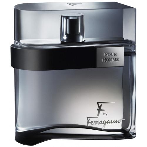 Salvatore Ferragamo F by Ferragamo Black 100ml eau de toilette spray
