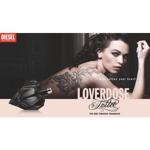 Diesel Loverdose Tattoo 50ml eau de parfum spray