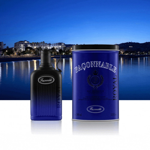 Faconnable Royal 100ml Eau de Parfum Spray
