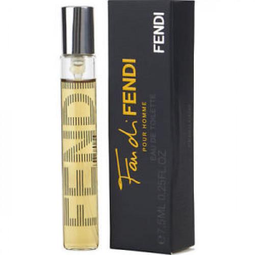 Fan di Fendi pour homme 7,5ml eau de toilette spray Miniatuur