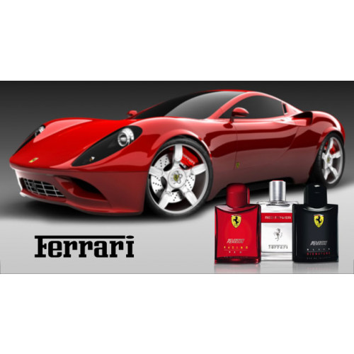 Ferrari Scuderia Ferrari Racing Red 125ml eau de toilette spray