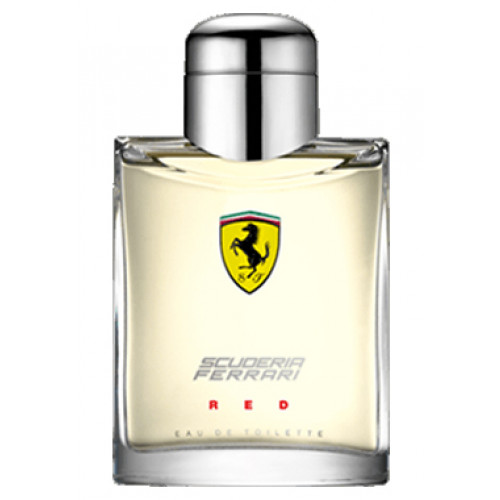 Ferrari Red 125ml eau de toilette spray
