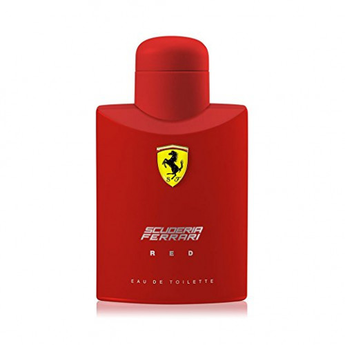 Ferrari Scuderia Red 125ml eau de toilette spray