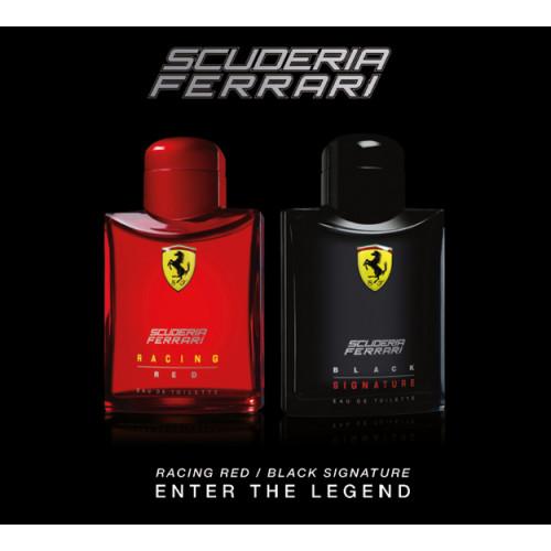 Ferrari Scuderia Black Signature 125ml eau de toilette spray