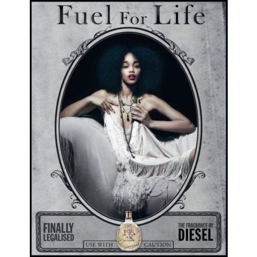 Diesel Fuel for Life woman 75ml eau de parfum spray