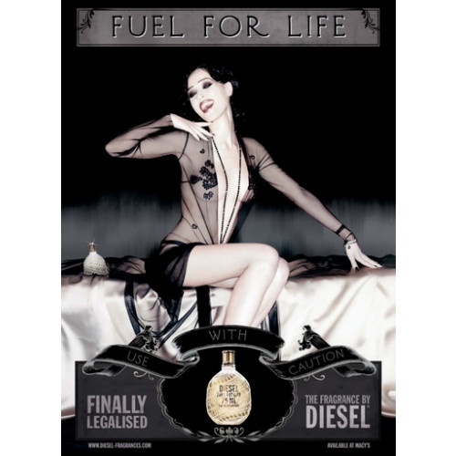 Diesel Fuel for Life woman 50ml eau de parfum spray