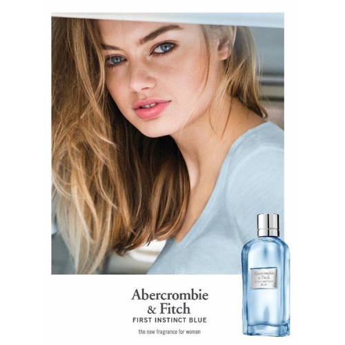 Abercrombie & Fitch First Instinct Blue for Women 50ml eau de parfum spray