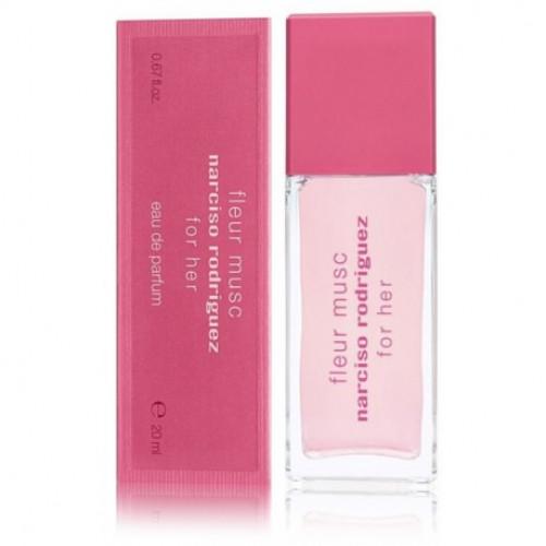 Narciso Rodriguez for Her Fleur Musc 20ml eau de parfum spray