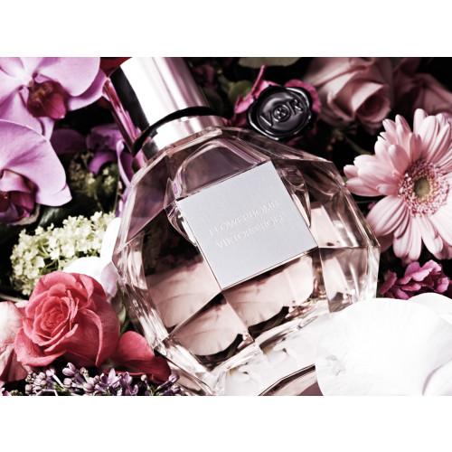 Viktor & Rolf Flowerbomb Set 50ml eau de parfum spray + 10ml eau de parfum tas spray