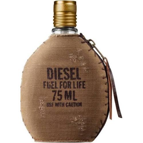 Diesel Fuel for Life Men 75ml eau de toilette spray