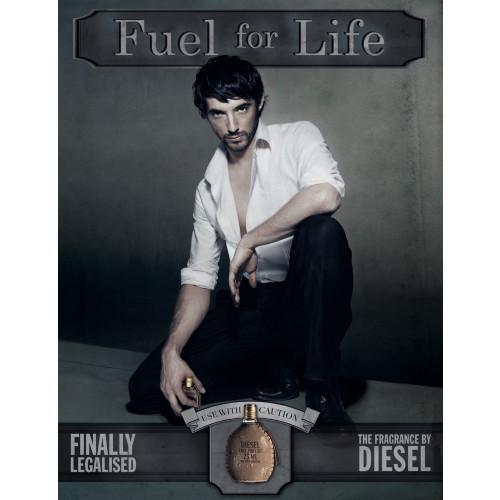 Diesel Fuel for Life Men 125ml eau de toilette spray