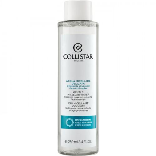 Collistar Gentle Micellar Water 250ml Gezichtsreiniging Face Eyes Lips