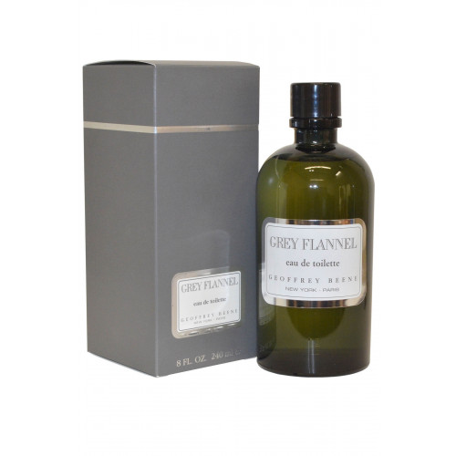 Geoffrey Beene Grey Flannel 240ml eau de toilette flacon (boxed)