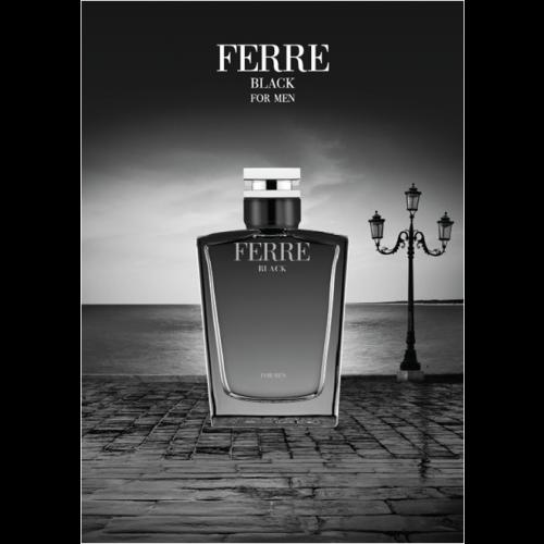 Gianfranco Ferre Ferre Black 50ml Eau de Toilette Spray
