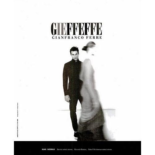 GianFranco Ferre Gieffeffe 100ml Eau de Toilette Spray