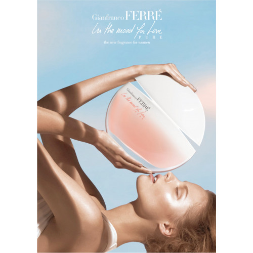Gianfranco Ferre In the Mood for Love Pure 100ml eau de toilette spray