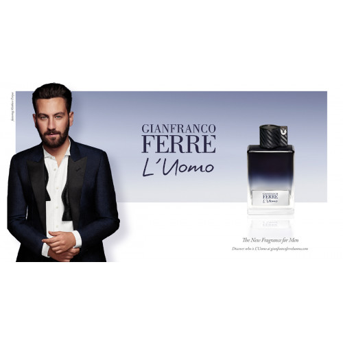 Gianfranco Ferre L'Uomo 50ml Eau de Toilette Spray