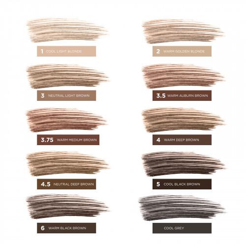 Benefit Gimme Brow+ Brow-Volumizing Fiber Gel Nr 6 - Warm Black Brown 3gr