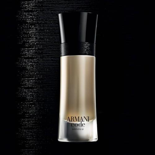 Armani Code Absolu pour Homme 200ml eau de parfum spray